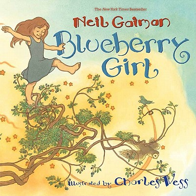 Blueberry Girl - Gaiman, Neil