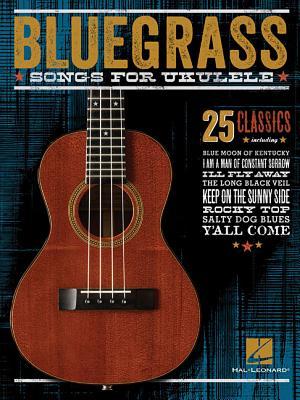 Bluegrass Songs for Ukulele - Hal Leonard Corp (Creator)
