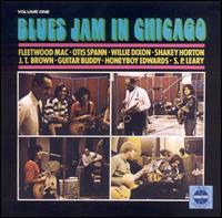 Blues Jam in Chicago, Vol. 1 [Bonus Tracks] - Fleetwood Mac & Otis Spann