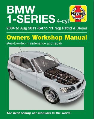 BMW 1-Series 4-Cylinder Petrol & Diesel 04-11 -