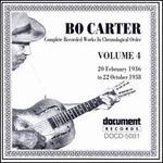Bo Carter, Vol. 4 (1936-1938)