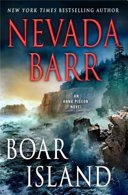 Boar Island - Barr, Nevada