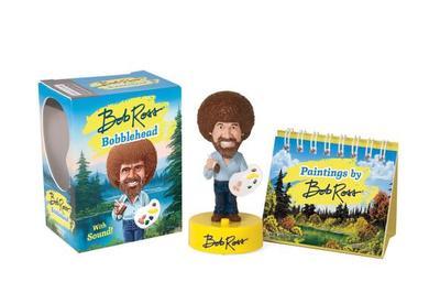Bob Ross Bobblehead: With Sound! - Ross, Bob