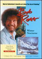 Bob Ross: Winter Nocturne