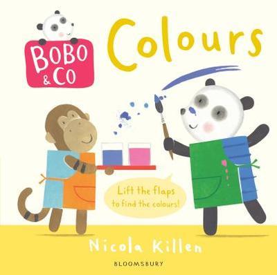 Bobo & Co. Colours - Killen, Nicola (Illustrator)