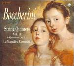 Boccherini: String Quintets, Vol. 2