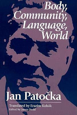 Body Community Language World (Tr) - Patocka, Jan