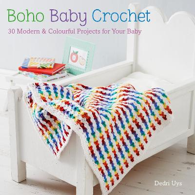 Boho Baby Crochet - Uys, Dedri