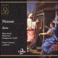 Boito: Nerone - Adriana Lazzarini (vocals); Anna de Cavalieri (vocals); Anna di Stasio (vocals); Ferruccio Mazzoli (vocals);...