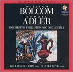 Bolcom & Adler: Music for Piano & Flute