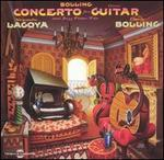 Bolling: Concerto for Classic Guitar & Jazz Piano Trio
