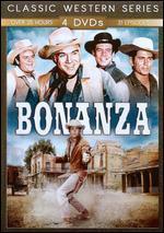 Bonanza: 31 Episodes [4 Discs]