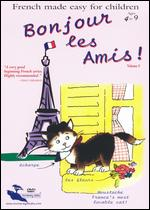 Bonjour les Amis: French Made Easy for Children, Vol. 3 - Malcolm Hossick