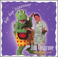 Bop Bop Dinosaur - Jim Cosgrove