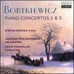 Bortkiewicz: Piano Concerto 2 & 3