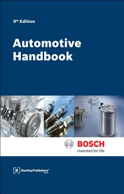 Bosch Automotive Handbook - Robert Bosch Gmbh