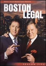 Boston Legal: Season 5 [4 Discs]