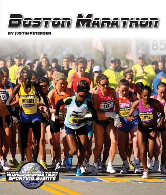 Boston Marathon - Petersen, Justin