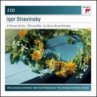 Boulez Conducts Stravinsky - Pierre Boulez (conductor)