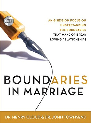 Boundaries in Marriage - Cloud, Henry, Dr., and Townsend, John, Dr., and Fredricks, Dick (Read by)