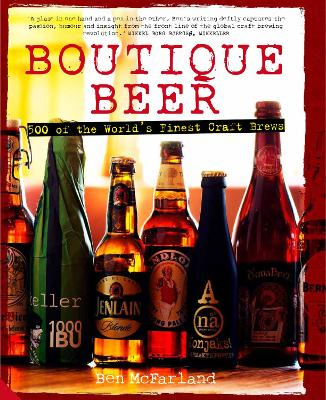 Boutique Beer -