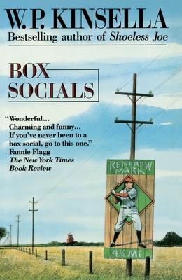 Box Socials - Kinsella, W P