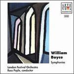 Boyce: Symphonies