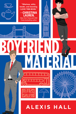 Boyfriend Material - Hall, Alexis
