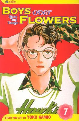 Boys Over Flowers, Vol. 7: Hana Yori Dango -