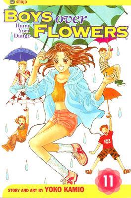 Boys Over Flowers, Volume 11: Hana Yori Dango - Kamio, Yoko (Illustrator)