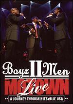 Boyz II Men: Motown Live - A Journey Through Hitsville USA