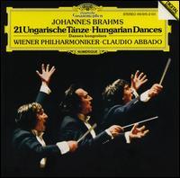 Brahms: 21 Ungarische T�nze - Vienna Philharmonic Orchestra; Claudio Abbado (conductor)