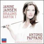 Brahms, Bartók 1