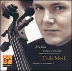 Brahms: Cello Sonatas; Song Transcriptions