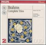 Brahms: Complete Trios - Arthur Grumiaux (violin); Beaux Arts Trio; Francis Orval (horn); George Pieterson (clarinet); György Sebök (piano)