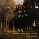 Brahms: Horn Trio; Clarinet Trio