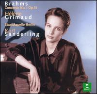 Brahms: Piano Concerto No. 1, Op. 15 - Hélène Grimaud (piano); Staatskapelle Berlin; Kurt Sanderling (conductor)