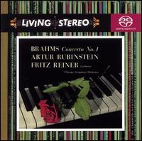 Brahms: Piano Concerto No. 1  - Arthur Rubinstein (piano); Chicago Symphony Orchestra; Fritz Reiner (conductor)