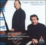 Brahms: Piano Concerto No. 2; Rhapsodies
