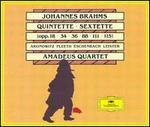 Brahms: Quintets; Sextets