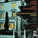 Brahms/Schumann Soirée