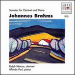 Brahms: Sonatas for Clarinet and Piano