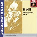 Brahms: Symphonien 3 & 4
