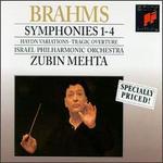 Brahms: Symphonies 1-4; Haydn Variations; Tragic Overture
