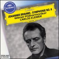 Brahms: Symphony No. 4 - Wiener Philharmoniker; Carlos Kleiber (conductor)