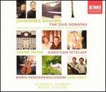 Brahms: The Duo Sonatas