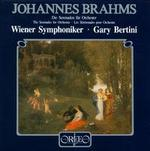 Brahms: The Serenades for Orchestra