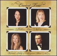 Brahms: Trios Nos. 1 & 2 - Eroica Trio