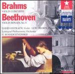 Brahms: Violin Concerto/Beethoven: Violin Sonata No.8