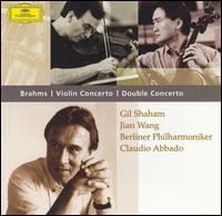 Brahms: Violin Concerto; Double Concerto - Albrecht Mayer (oboe); Gil Shaham (violin); Jian Wang (cello); Berlin Philharmonic Orchestra; Claudio Abbado (conductor)